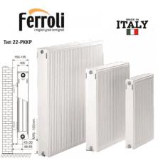 Радиатор 22 500х1400, Ferroli