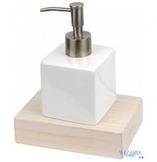 Емкость для жидкого мыла Whitewash, Haceka