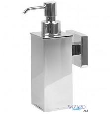 Емкость для жидкого мыла Mezzo 403017 (металл), Haceka