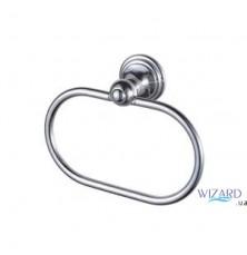 Кольцо для полотенца Allure, Haceka