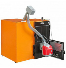 Бункер для пеллет емкостью 195 л (140 кг), Ferroli