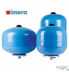 Гидроаккумулятор вертикальный, 24л (сферический), Imera