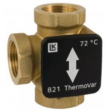 Термостатический клапан LK 821 Termo Var, 1