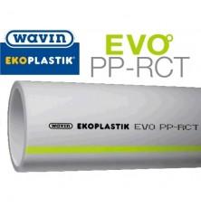 Труба EVO S4, Ekoplastik