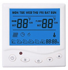 Программируемый проводной термостат, 3А, Avonflow
