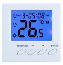 Программируемый проводной термостат, 16А, Avonflow