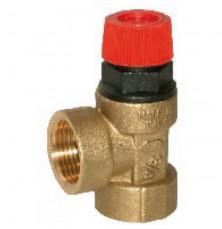 Предохранительный клапан, ВВ 3/4'' 1,5-6 BAR, Malgorani