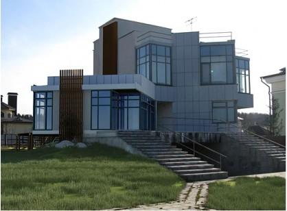 Коттедж 450 кв. м. (Львов)