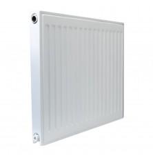 Стальной радиатор DJOUL (нижнее подключение) 11 тип 500х500