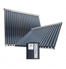 Аква Пакет 1*Aqua Plasma 19/50 5,0 кв.м. (3-4 чел) для покатой крыши 30° / фасад 60°