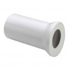 Патрубок для выпуска унитаза REHAU RAUPIANO PLUS 110 длина 150 мм