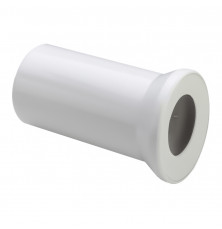 Патрубок для выпуска унитаза REHAU RAUPIANO PLUS 110 длина 250 мм