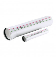 Труба канализационная Rehau RAUPIANO PLUS 40 длина 250 мм