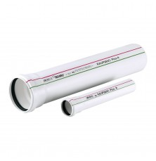 Труба канализационная Rehau RAUPIANO PLUS 40 длина 500 мм