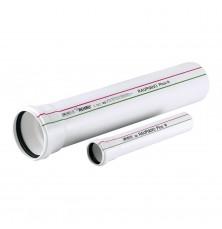 Труба канализационная Rehau RAUPIANO PLUS 90 длина 1000 мм