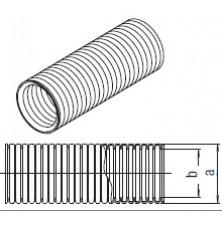 Гофротруба захисна для РЕ-труб 32, бухта 25 м