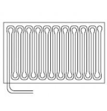 Панель для сухого монтажу на стелі, 500х1250
