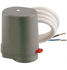 Головка электротерм., нормально закрытая, для термостатических клапанов и коллекторов 230V S/MICR Giacomini