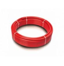 Труба для теплого пола красная D20 2.0 PE-RT/EVOH