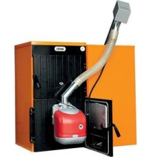 Дверца котла с возможностью быстрого перехода на твердое топливо, Ferroli
