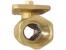 Двухходовой регулирующий шаровой кран Herz 15 без ручного управления, с  внутренней резьбой, РN 40